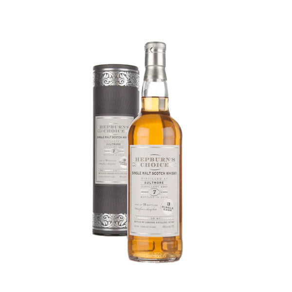 Hepburn Choice Aultmore 2007 7 Year Old