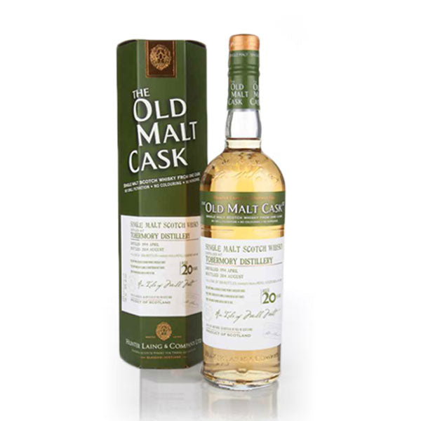 Hunter Laing Old Malt Cask Tobermory 20 Year Old