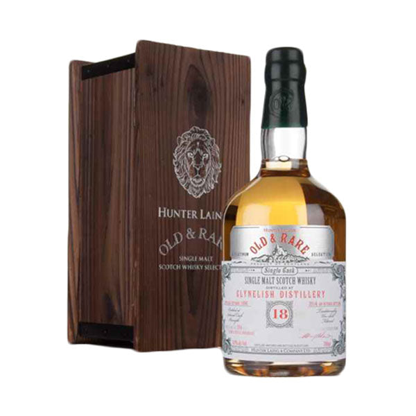 Hunter Laing Old & Rare Clynelish Distillery 18 Year Old