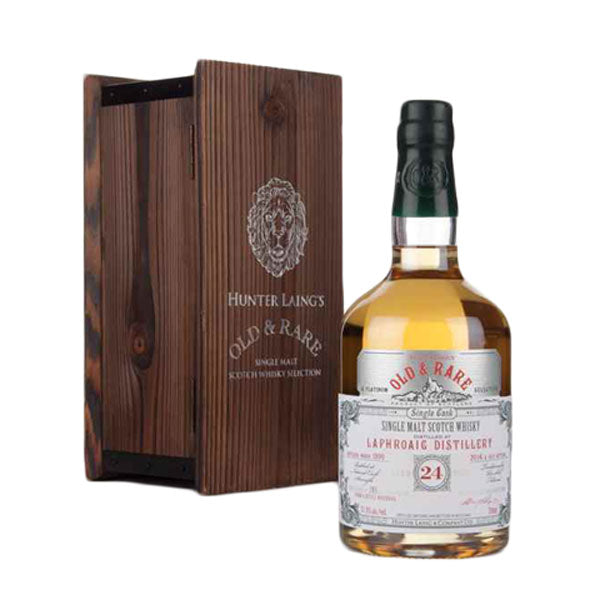 Hunter Laing Old & Rare Laphroiag 24 Year Old