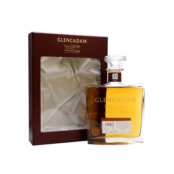 Glencadam 33 Year Old