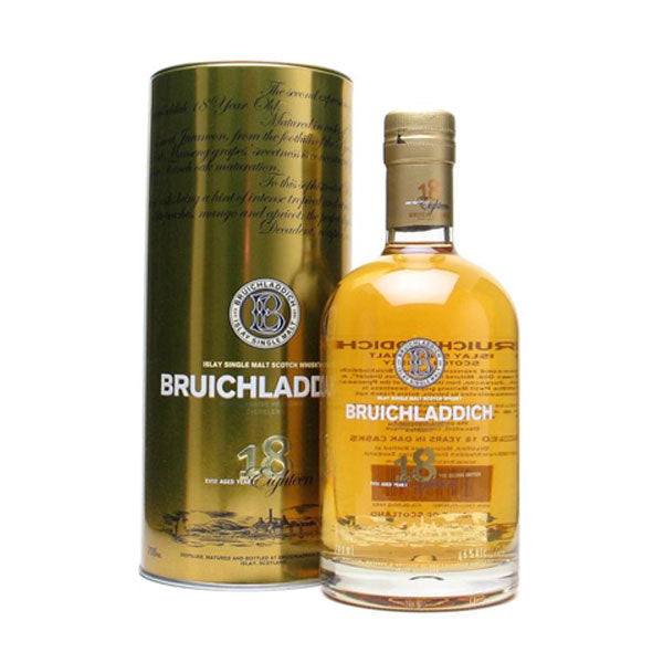 Bruichladdich 18 Year Old
