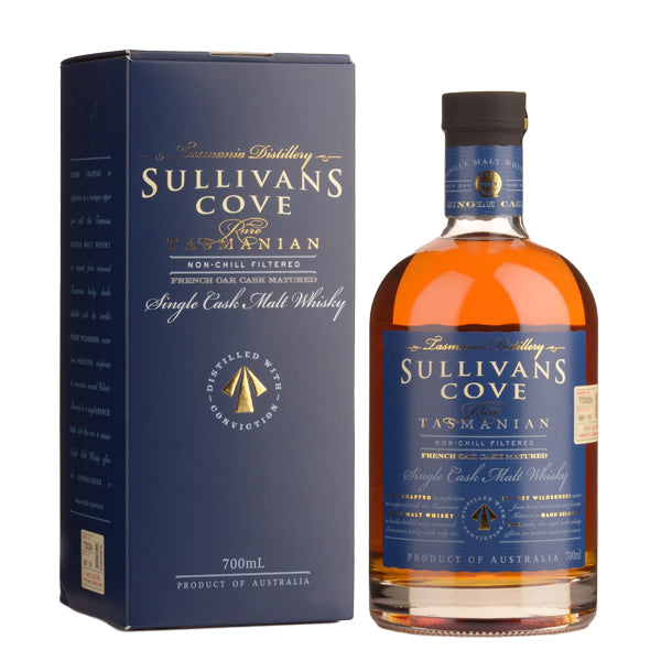 Sullivans Cove French Cask Vintage 2005 - Single Cask