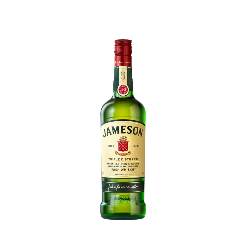 John Jameson Blended Irish Whiskey 70cl