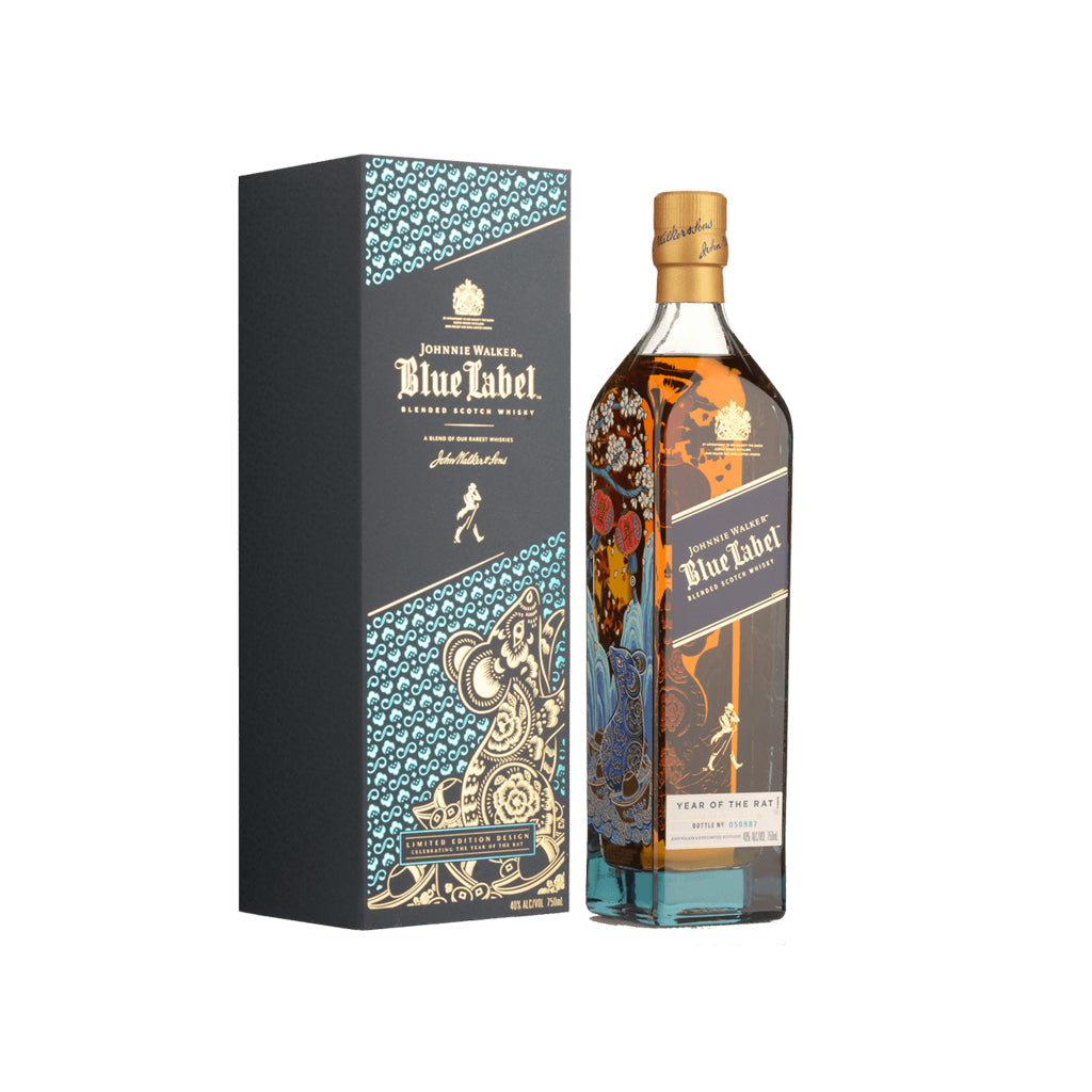 Johnnie Walker Blue Year of the Rat 70cl