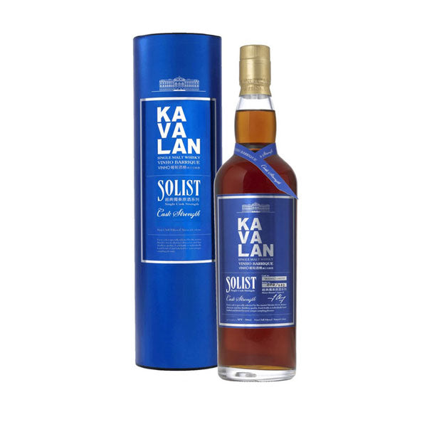 Kavalan Solist Vinho Barrique with Ian Chang Signature