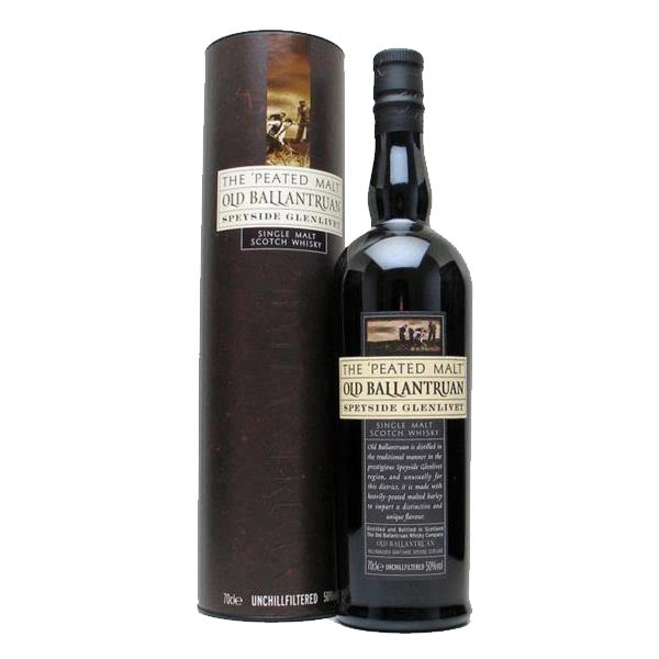Old Ballantruan Peated Speyside