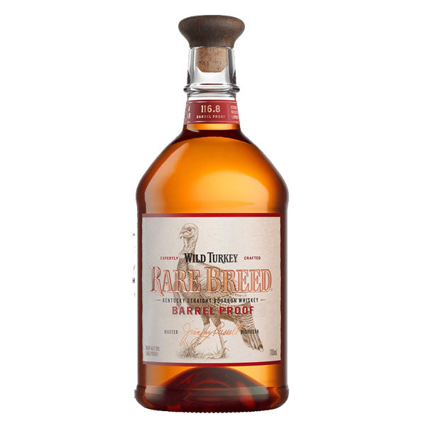 Wild Turkey Rare Breed Barrel Proof ( Limited Edition )