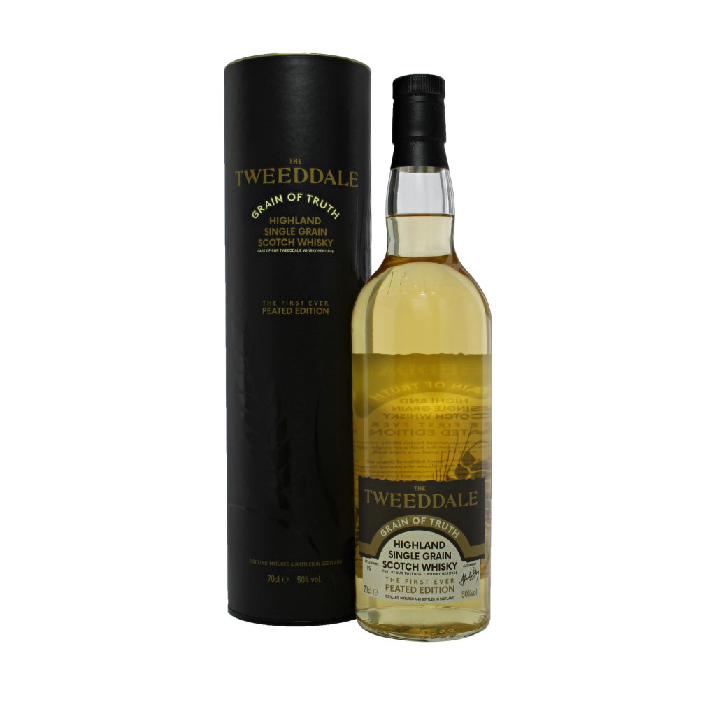 The Tweeddale Grain of Truth - Peated Edition 700ml