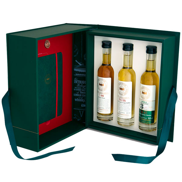 Scotch Malt Whisky Society Membership Kit - Welcome Pack