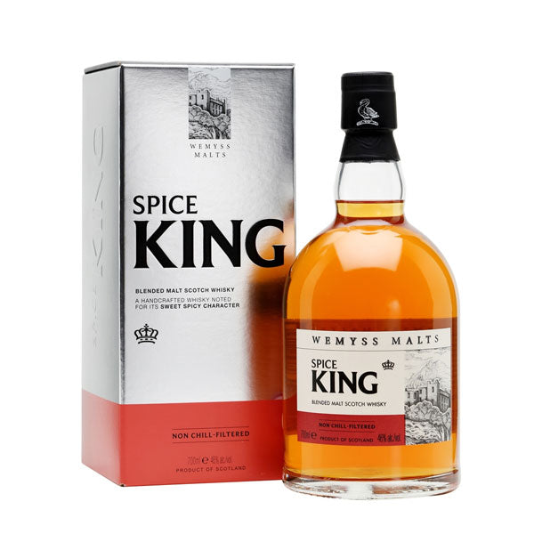 Wemyss Malts - Spice King