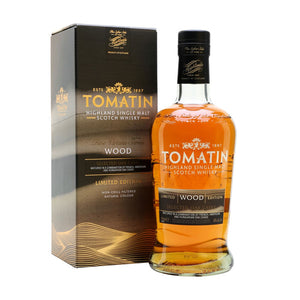 Tomatin 5 Virtues Wood