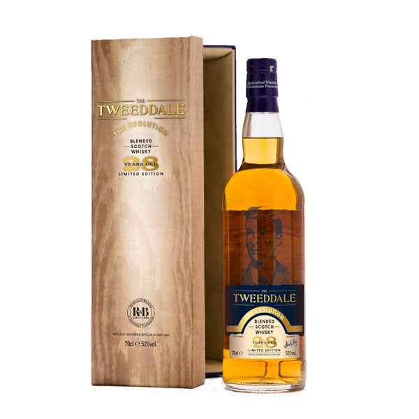 Tweeddale 28 Year Old - 'The Evolution' Blended Scotch Whisky