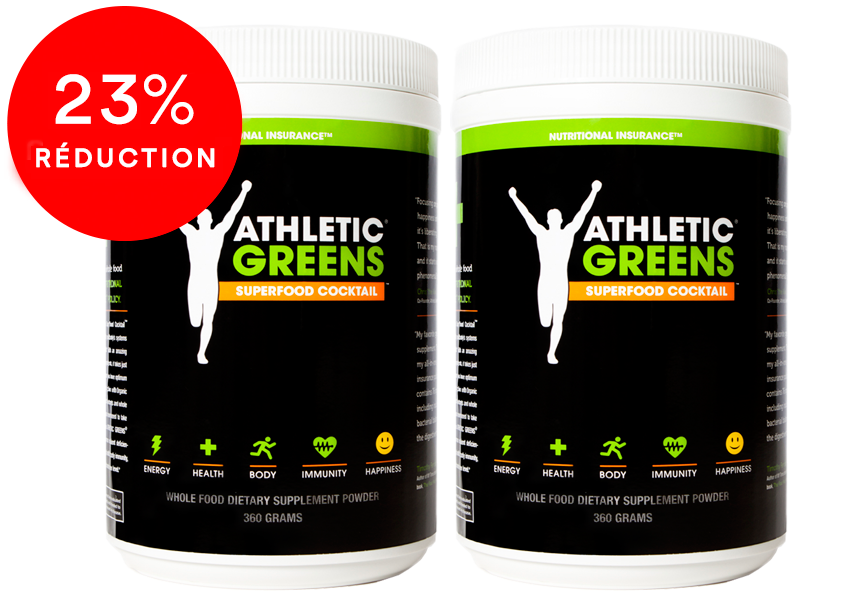 Athletic Greens® (60 Servings) 30 day subscription