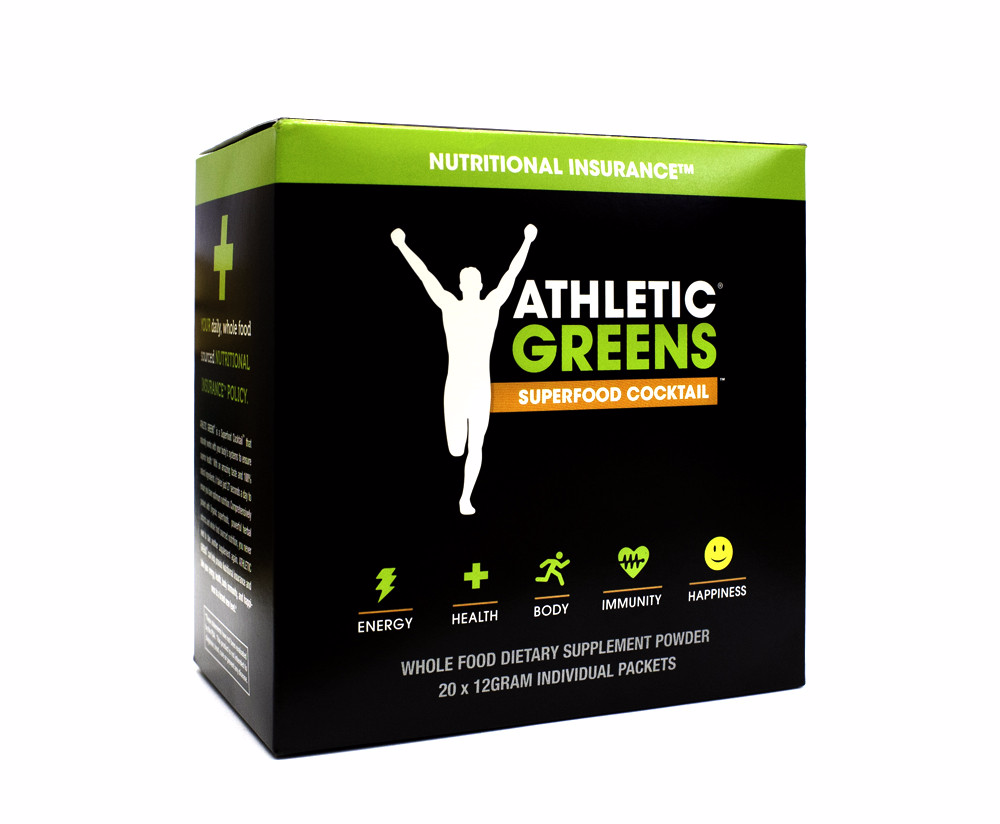 Athletic Greens® 20 pack
