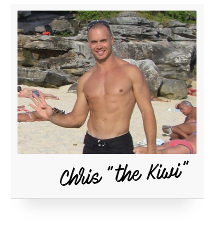 Chris The Kiwi