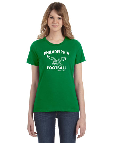 Philadelphia Football Ladies Tshirt 880