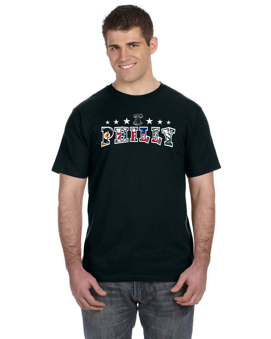 Philly Sports Tshirt, adult and youth 980