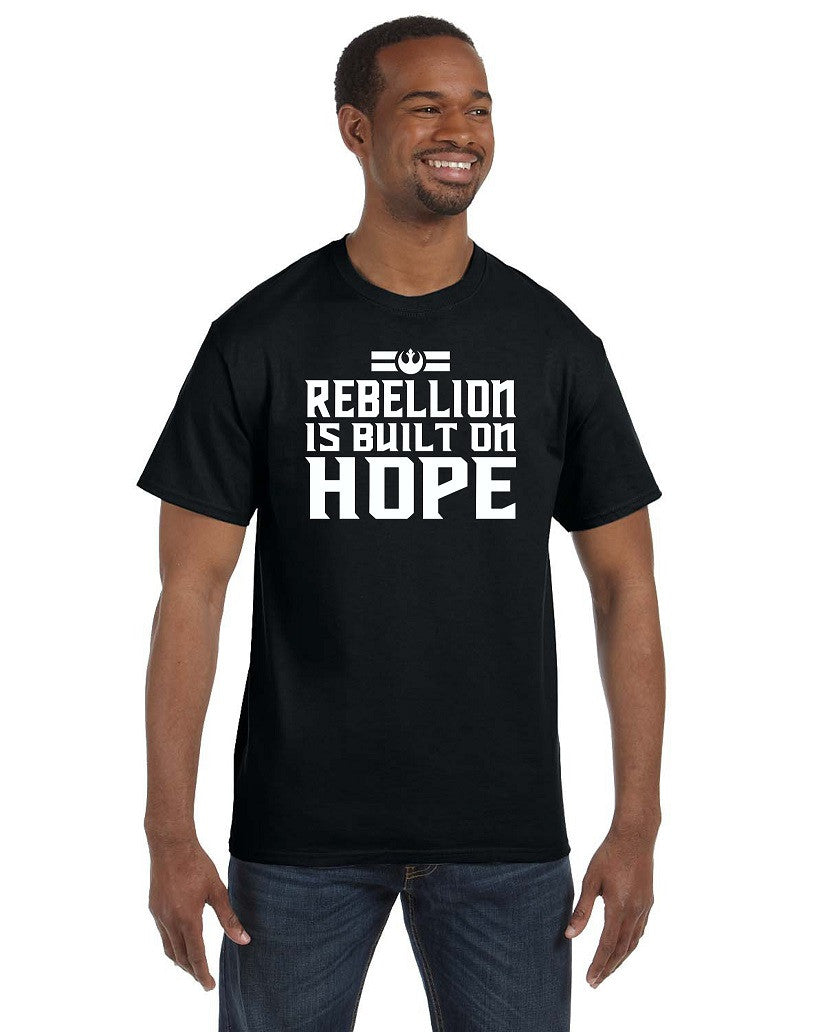 Rebellion, mens tshirt G500