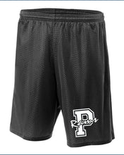 PC Rams A4 Athletic Mesh Short, youth NB5301 and adult N5296