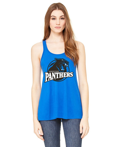Quakertown Panthers Ladies Tank B8800