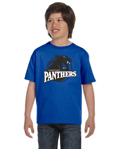 Quakertown Panthers Tshirt, adult and youth G800