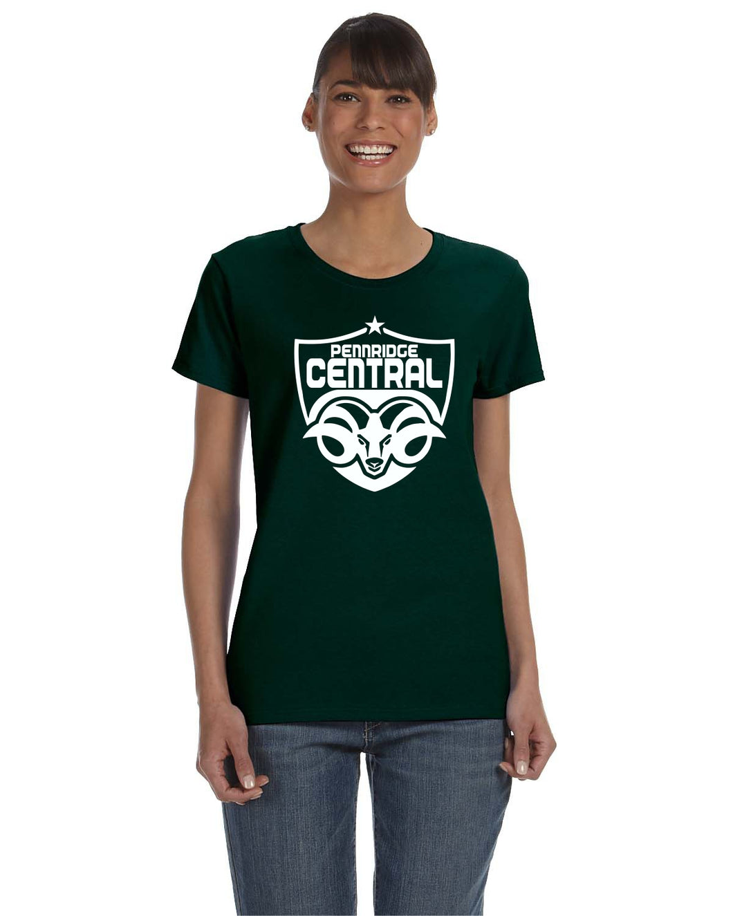 PC Ladies Tshirt, Short Sleeve or Long Sleeve G500