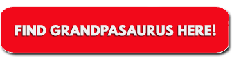 Red button for grandpasaurus t-shirt on Shared Shop