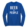 Beer Better Than People Apparel