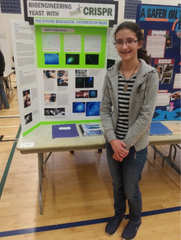 Patricia-Rea-at-the-science-fair