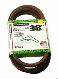 037X63MA MURRAY Genuine OEM 1/2 X 83 DECK BELT