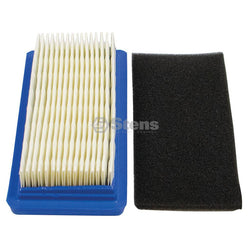 Stens 102-149 AIR FILTER Replaces Honda 17211-ZG9-800, 17218-ZG9-800, 17231-2M0-000, 4327391, 4327883 DR Mower product pic
