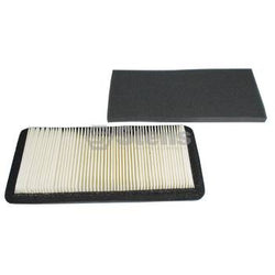 102-731 Stens AIR FILTER COMBO Replaces Honda 17211-ZOA-013