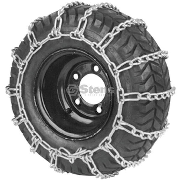180-104 Stens 2 Link Tire Chain 4.10x3.50-6 / 12x3.50-6 / 12.25x3.50-6 Product pic