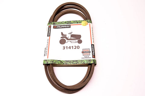 314120MA Murray Deck Drive BELT REPLACES JOHN DEERE M86996