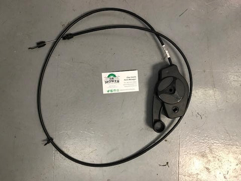 60-103 Oregon Control Cable Replaces Craftsman AYP Husqvrna 532700615, 583134901, 532145755, 532146323, 532184588, 532184596 view 1