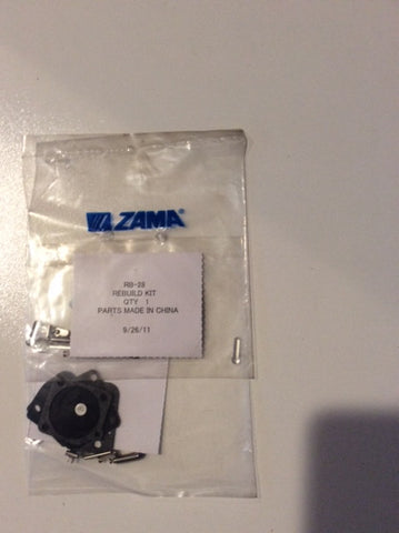 ZAMA RB-28 CARB KIT