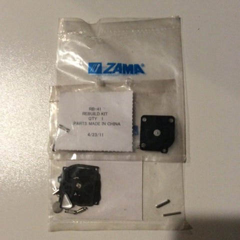 ZAMA RB-41 CARB KIT