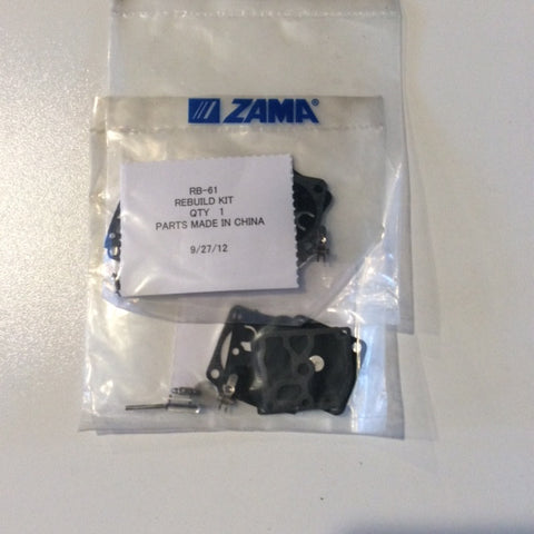 ZAMA RB-61 CARB KIT