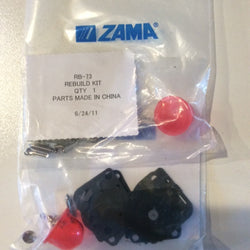 ZAMA RB-73 CARB KIT