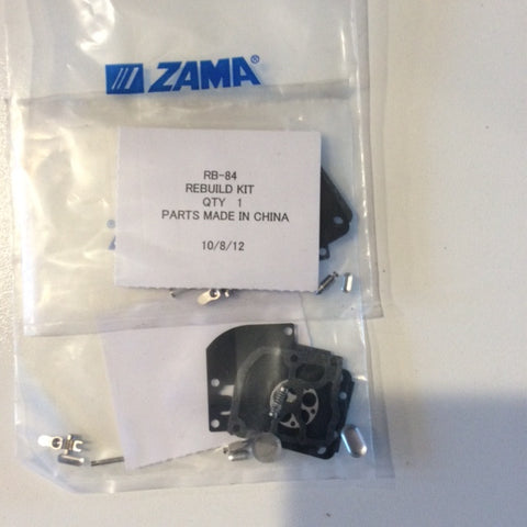 ZAMA RB-84 CARB KIT