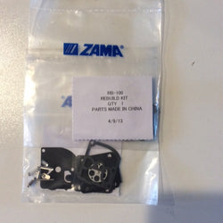 ZAMA RB-100  CARB KIT
