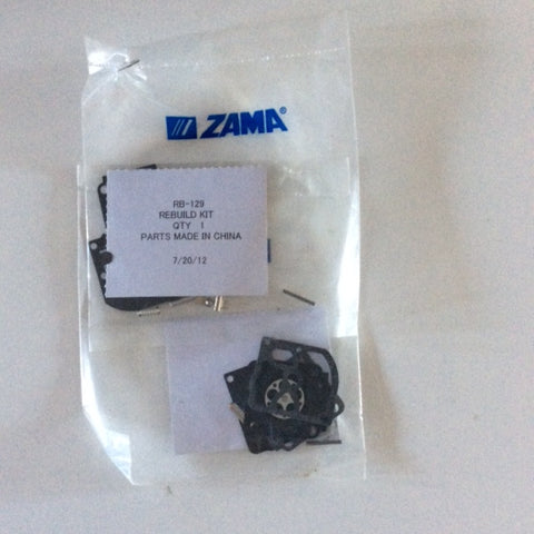 ZAMA RB-129 CARB KIT