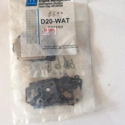 WALBRO D20-WAT CARB KIT