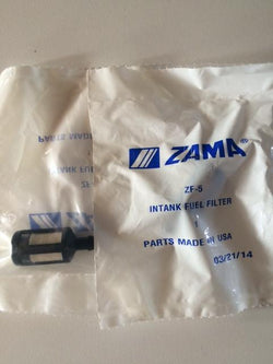 ZAMA ZF-5 INTANK FUEL FILTER