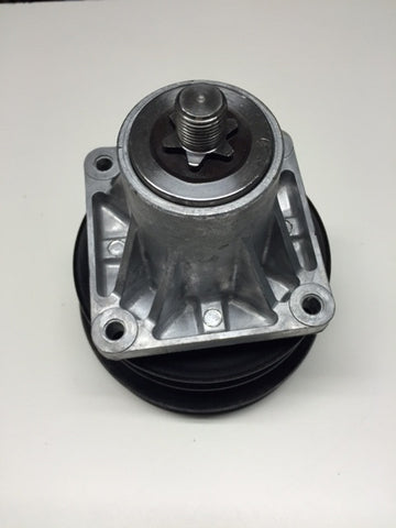 MTD Spindle Assembly 918-04134D Spindle View