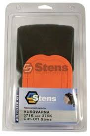 605-521 Stens Air Filter Replaces HUSQVARNA 371K 375K Cut-Off Saws 5062634-01 5062691-01