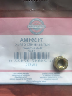 71391MA Murray Craftsman Lock Nut