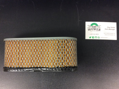 Oregon 30-049 Air Filter Replaces Briggs and Stratton 493909 496894s