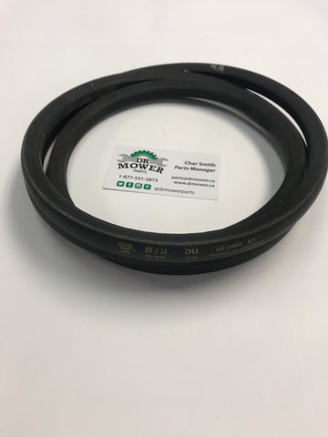 B75 Napa Used V-Belt 5/8 x 78""